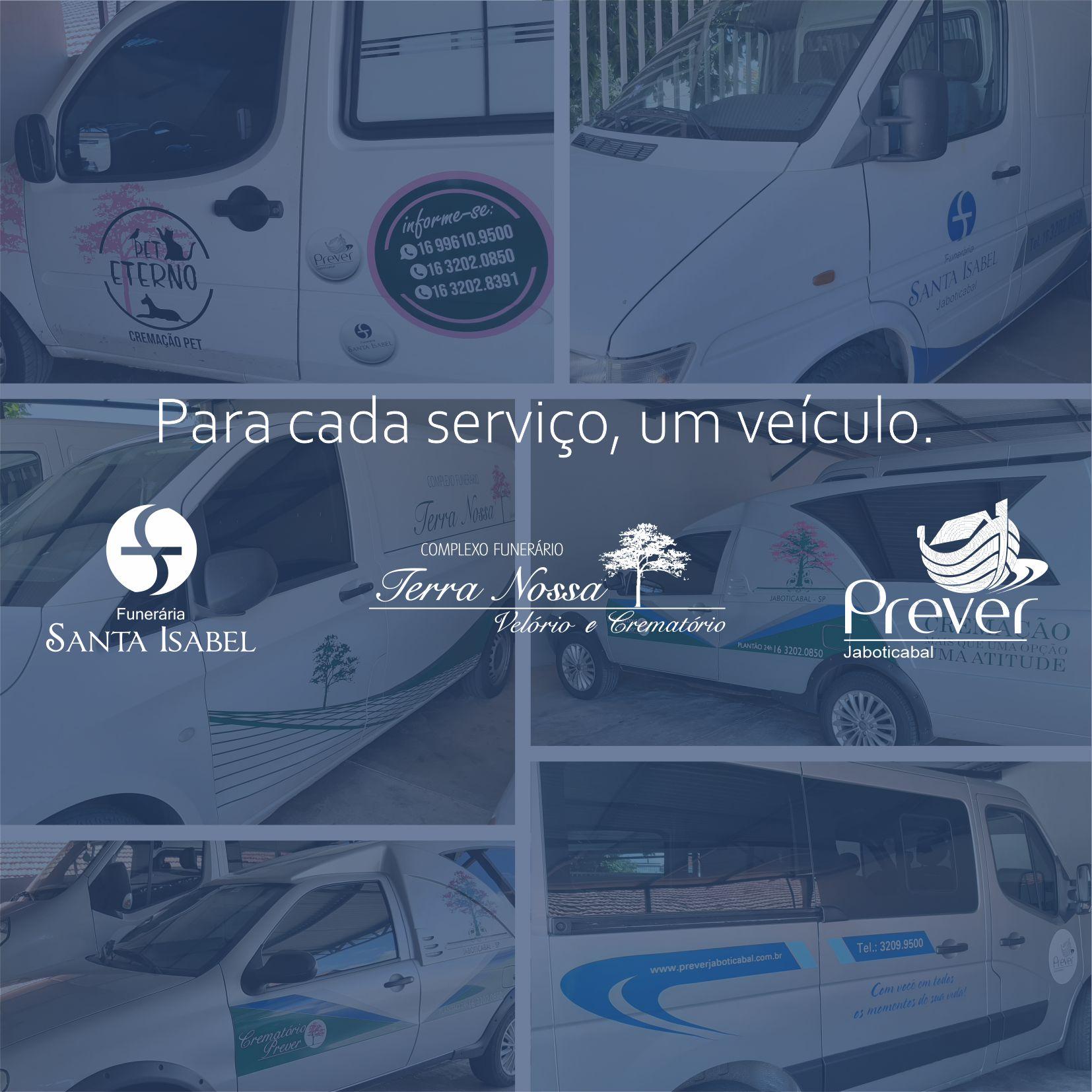 Veículos do Prever Jaboticabal têm manutenção e higienização rigorosas