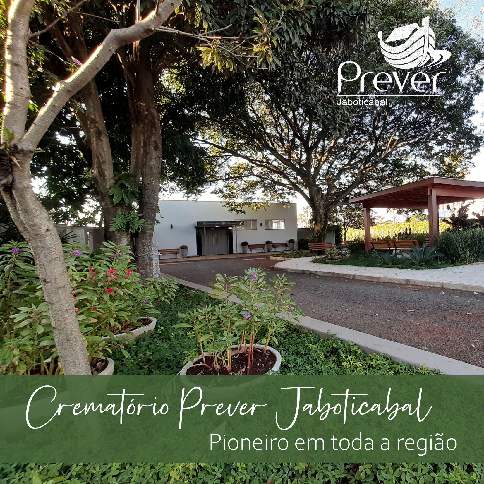 O Crematório Prever Jaboticabal foi pioneiro na região